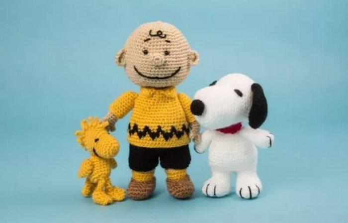 Patrón gratis de Charlie Brown amigurumi a crochet