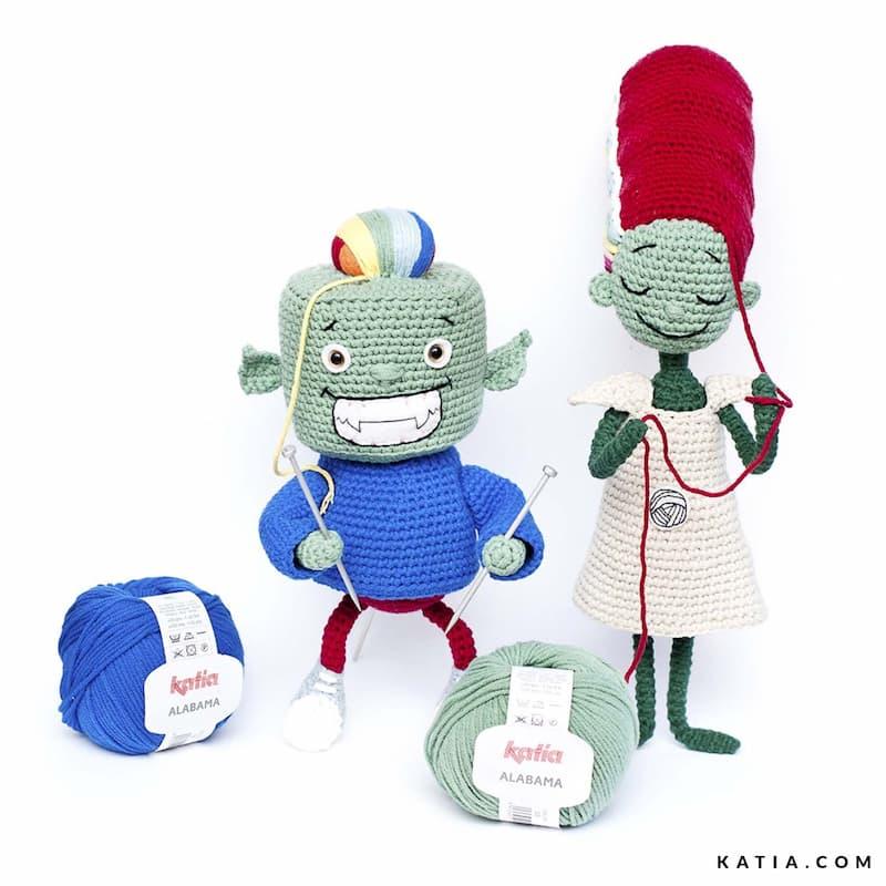 Patrón gratis minicrafters crochet